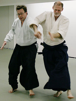 Michael Sheahon           Sensei